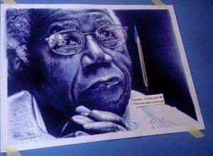Prof Chinua Achebe