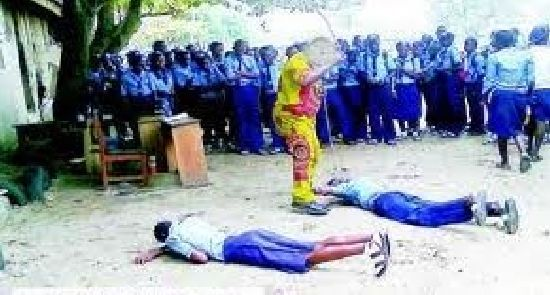Flogging-in-schools