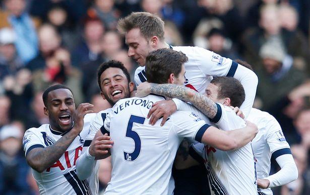Tottenham-v-Sunderland